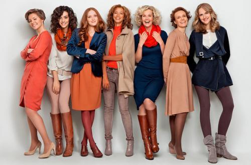 Размеры женской одежды. Таблица размеров женской одежды по ГОСТУ: ищем свой