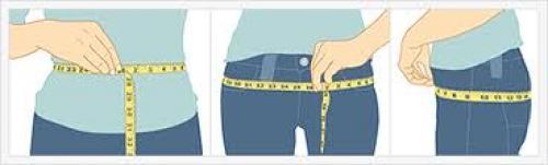 Определить процент жира в организме калькулятор для женщин. Онлайн калькулятор: процент жира в организме
