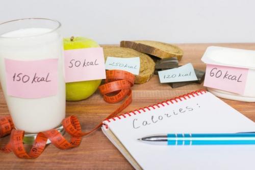 Необходимое количество калорий в день. Сколько надо калорий, чтоб похудеть?