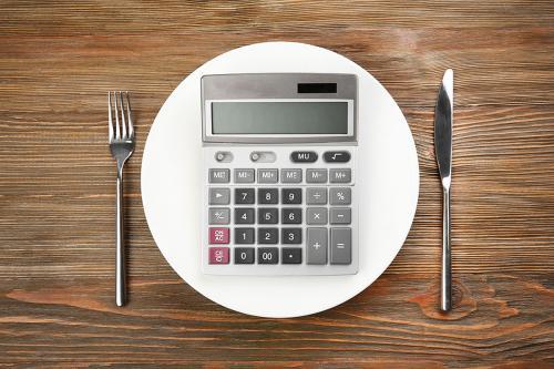 Суточная потребность калорий. Формула для расчета нормы калорий