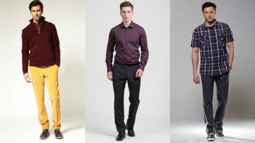 Как определить размер штанов. Размеры мужских штанов: как узнать свой?