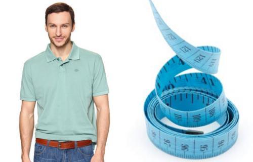 Как узнать размер одежды у мужчины по росту и весу. Как определить мужской размер одежды: снимаем мерки