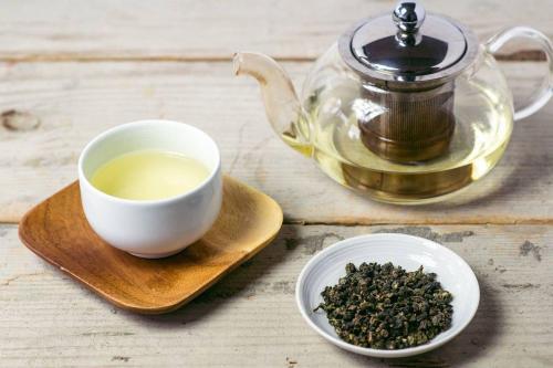 Чай молочный улун состав. Чай молочный улун